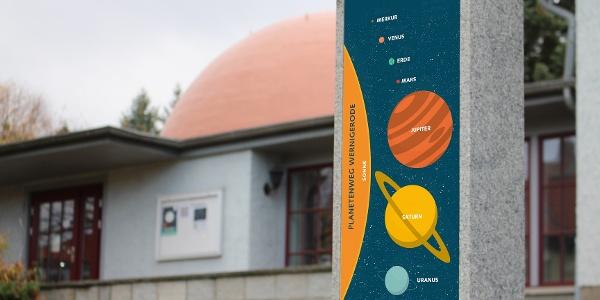 Harzplanetarium Wernigerode