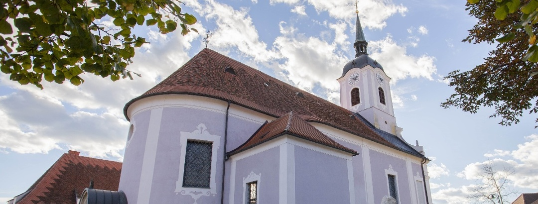 Pfarrkirche Stubenberg | Pilgerweg zur Wallfahrtskirche Maria Fieberbründl