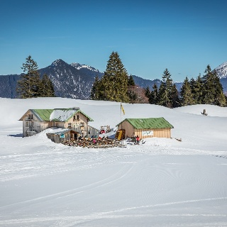 Winterwanderung zur Kotalm