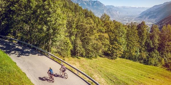 Vélo de route, Petite Forclaz