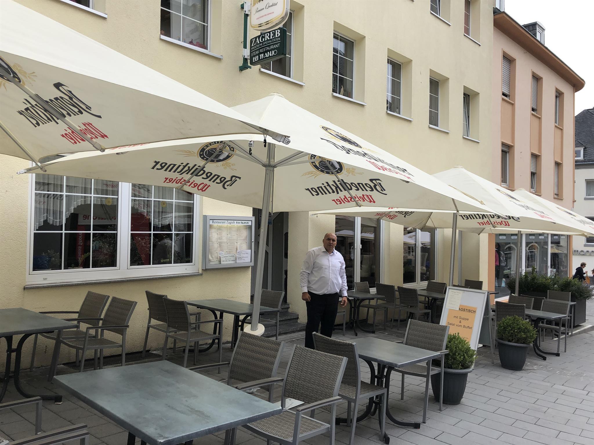 Restaurant Zagreb Outdooractive Com