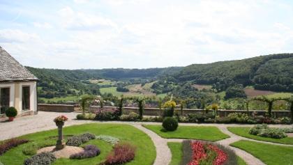 Schlossgarten Langenburg
