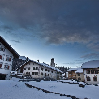 Dorf Fuldera