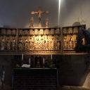 Altar in der Nieblumer Kirche