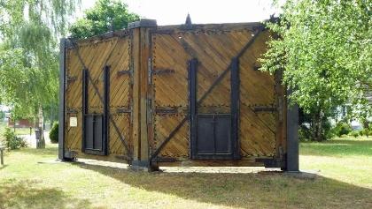 Schleusentor in Garwitz