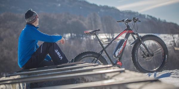 Fat Bike Brentonico - Inverno