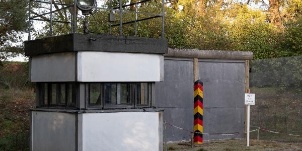 Ehemalige deutsch-deutsche Grenze