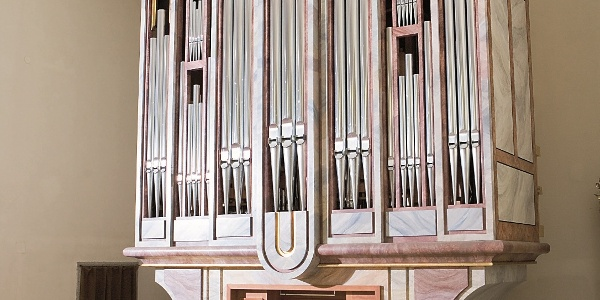 Orgel Wallfahrtskirche Maria Fieberbründl | Orgelwandern
