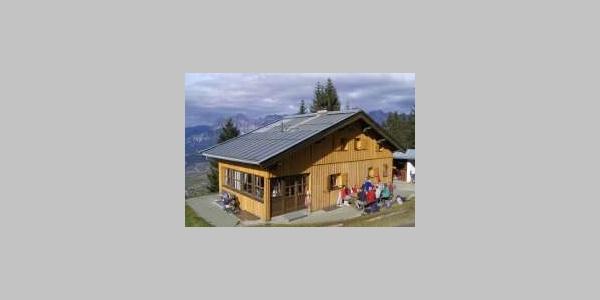 NATURFREUNDE Saalfeldnerhütte