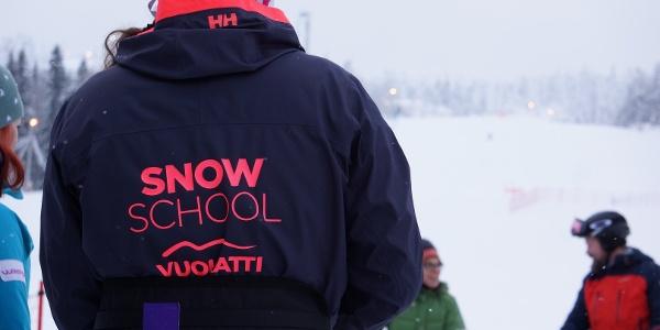 Snow School Vuokatti Finland