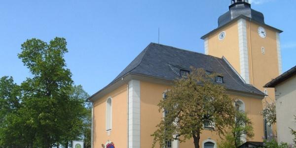 Kirche Langenwolschendorf