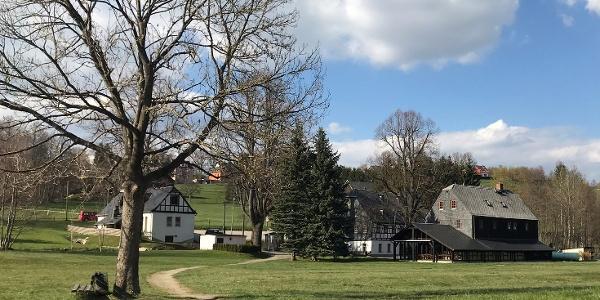 Wiesenmühle in Thalheim