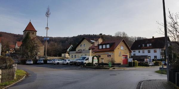 Start in Entenberg