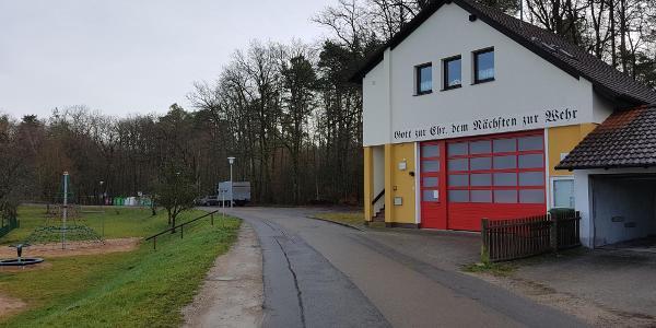 Start in Pfeifferhütte