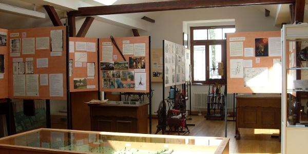 Výstava ve Vlastivědném domu v Thalheimu