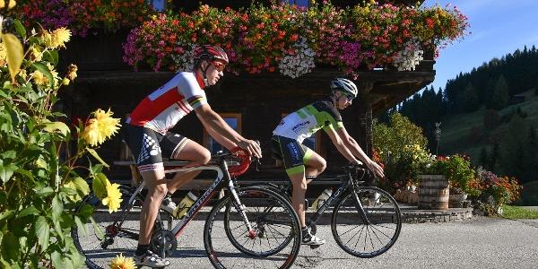 Kerschbaumersattel Rennradtour
