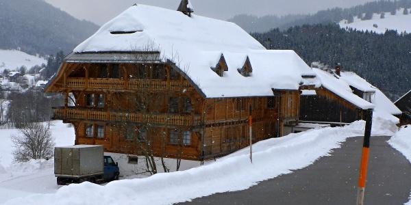 Schwarzwaldhaus in Bernau
