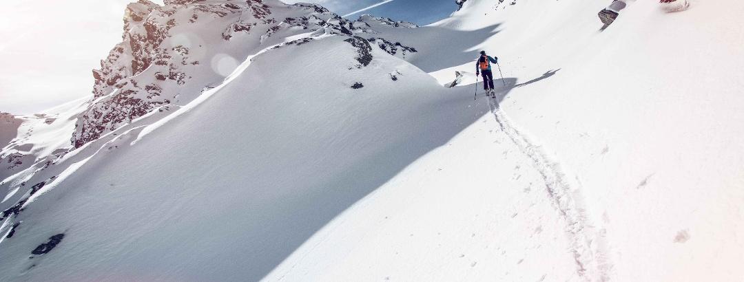 Skitourenparadies im Wallis