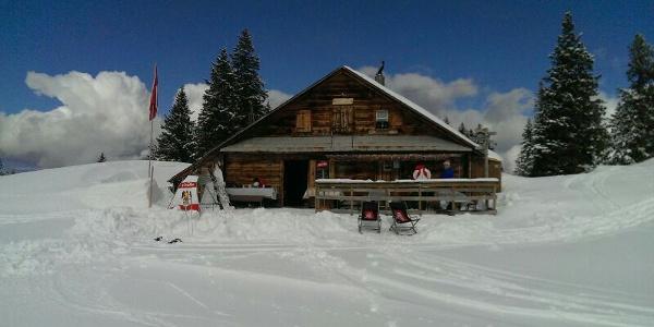 Mauri's Hütte