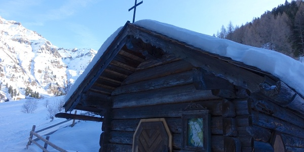 Kapelle bei der Kreealm