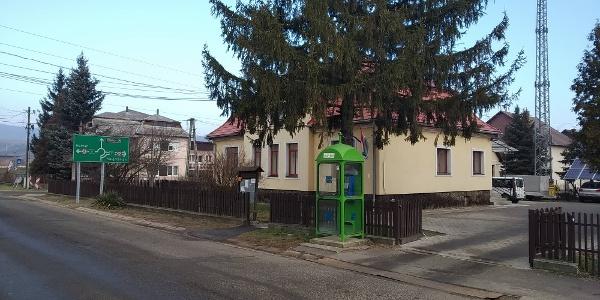 Mátraverebély, Polgármesteri Hivatal (OKTPH_99_2)