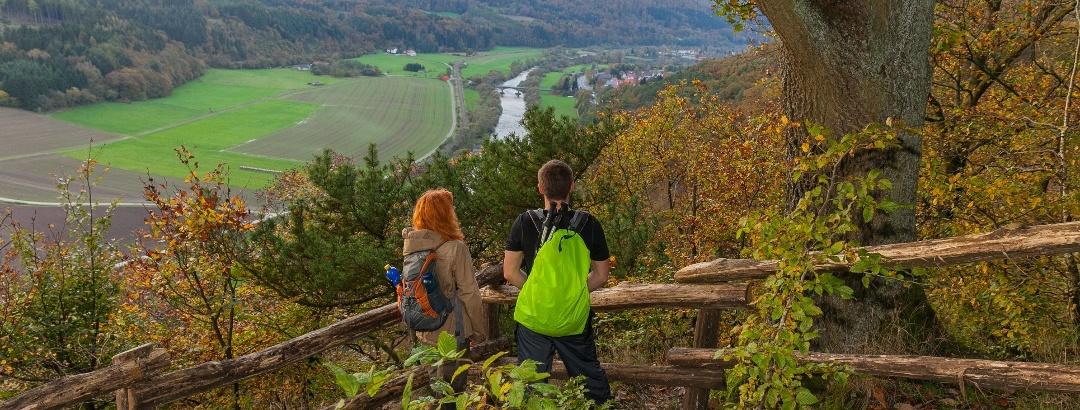 Hagenstein im Nationalpark Kellerwald-Edersee - 24-Stunden Wanderabenteuer Edersee