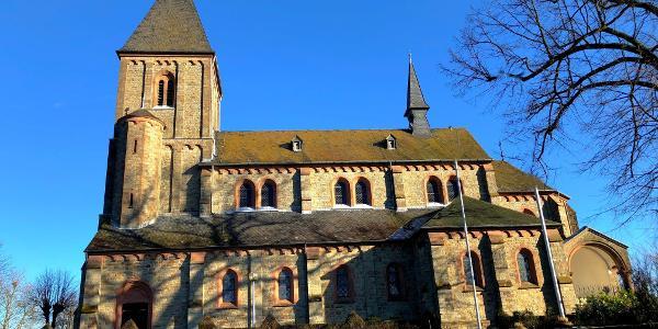 St. Clemens-Kirche in Wipperfeld