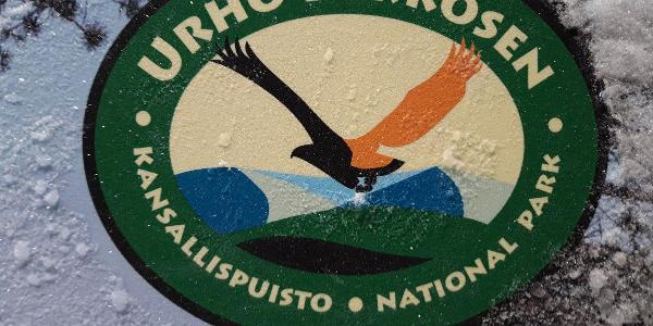 Eingang zum Urho Kekkosen Nationalpark