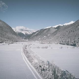 Antholzertal valley