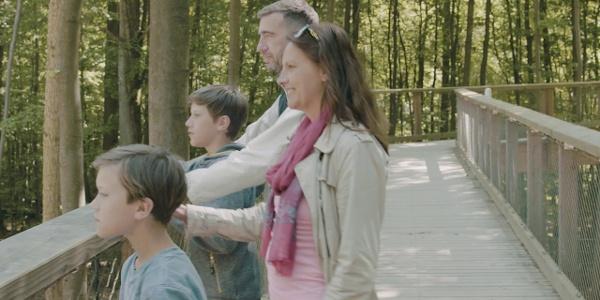 Baumwipfelpfad Steigerwald: Für jeden ein Erlebnis
