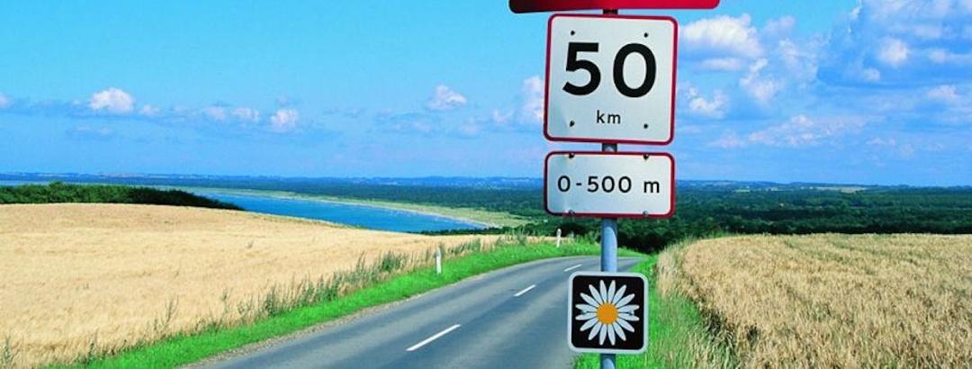 Margeriten-Route Dänemark