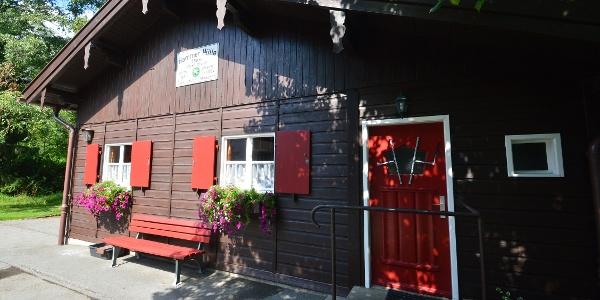 Hütte Hammer - ein schnuckeliges, gemütliches Hütterl für bis zu 16 Personen