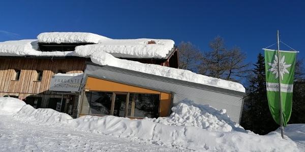 Die Fraganter Hütte