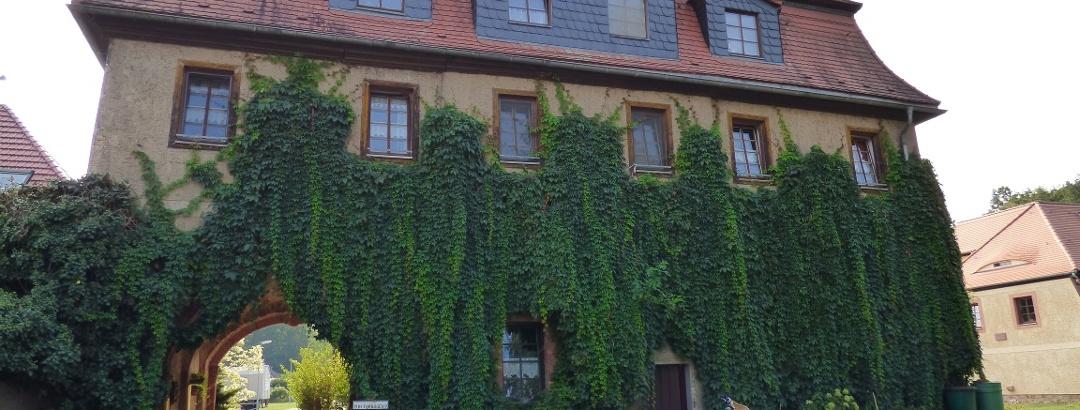 Torhaus am Rittergut Benndorf