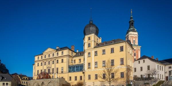 Aussenansicht Unteres Schloss