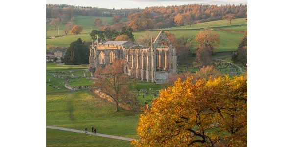 The Priory of Bolton Abbey