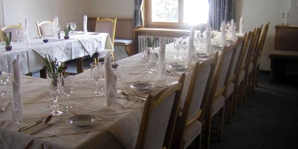 Bündnerhof Restaurant