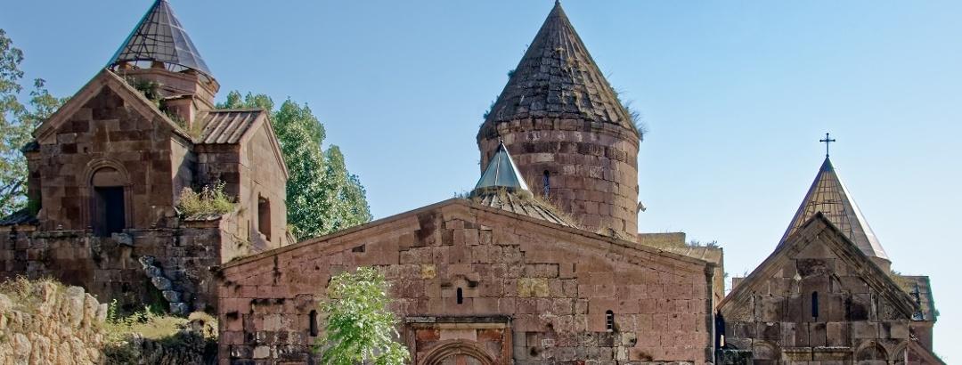 Kloster Goschawank in Armenien
