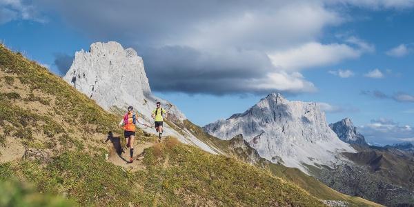Drei Tage Trail: Unterwegs im Rätikon zwischen Cavelljoch und Golrosa hoch über Schiers