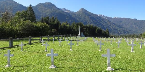 Friedhof des Ersten Weltkriegs