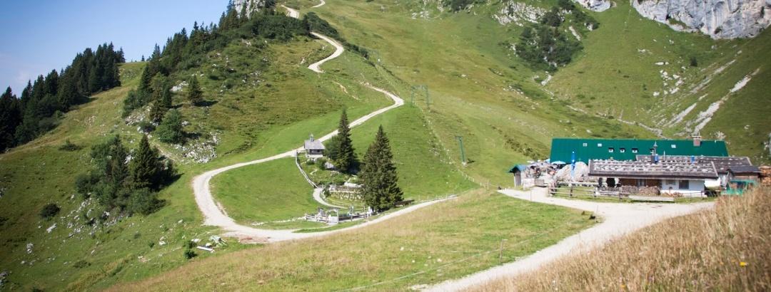 Kleiner Höhenweg am Brauneck