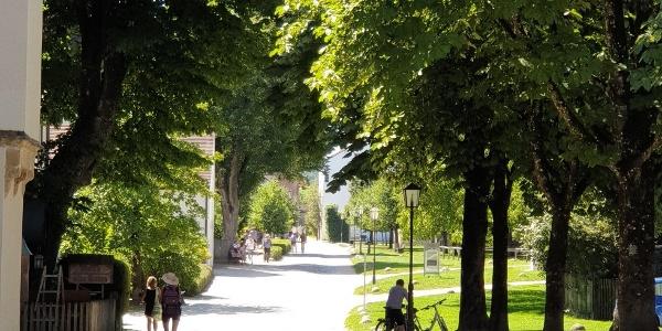 Fünfter Vorhof Burg Burghausen