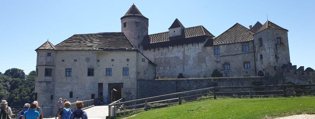 Hauptburg von Burghausen
