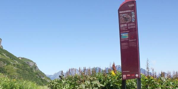 Unterwegs im UNESCO-Weltererbe Tektonikarena Sardona