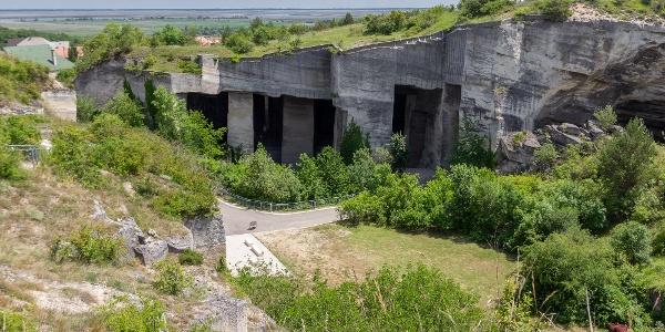 The quarry of Fertőrákos