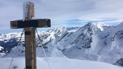 Gipfel Steghorn
