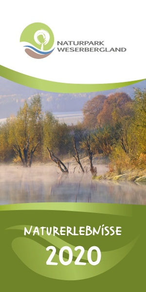 Naturerlebniss 2020 - Naturpark Weserbergland