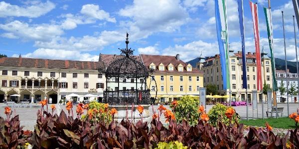 Brucker Hauptplatz