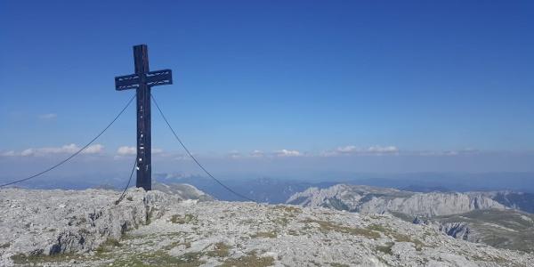 Hochschwab Gipfelkreuz