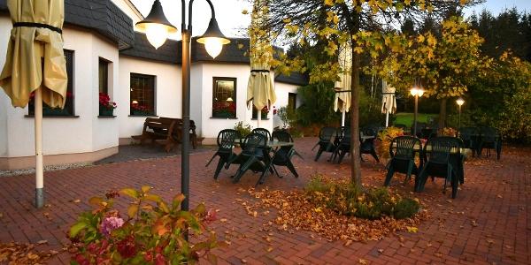 Biergarten Gasthaus Frohsinn